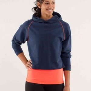 Lululemon Please Me Cropped Hoodie